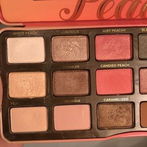Too Faced Makeup - Too Faced Sweet Peach Palette
